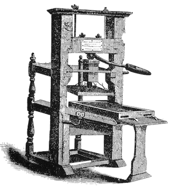 gutenberg printing press essay 1398 – february 3, 1468) was a german blacksmith, goldsmith, printer, and  publisher who invented the world's first printing press gutenberg's printing press .