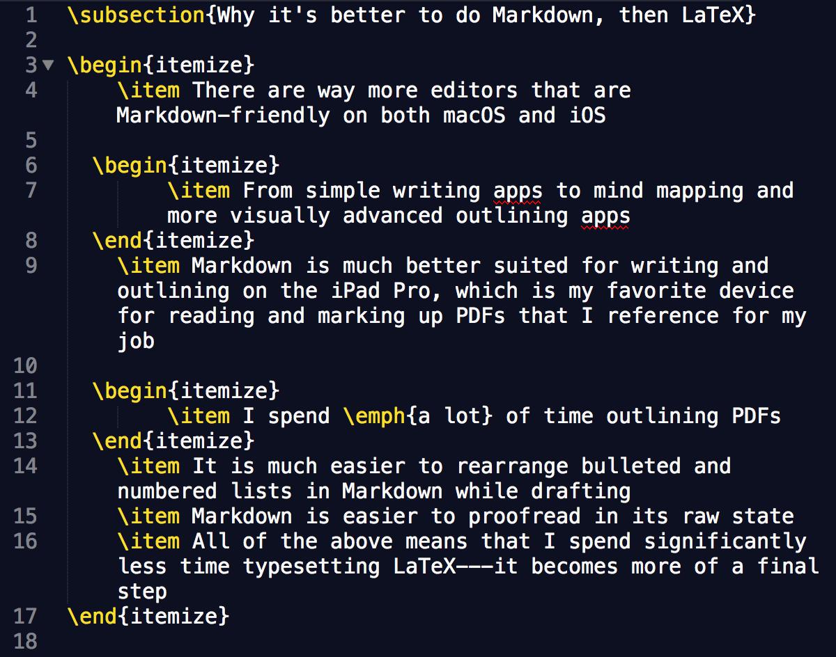 Pandoc and Python